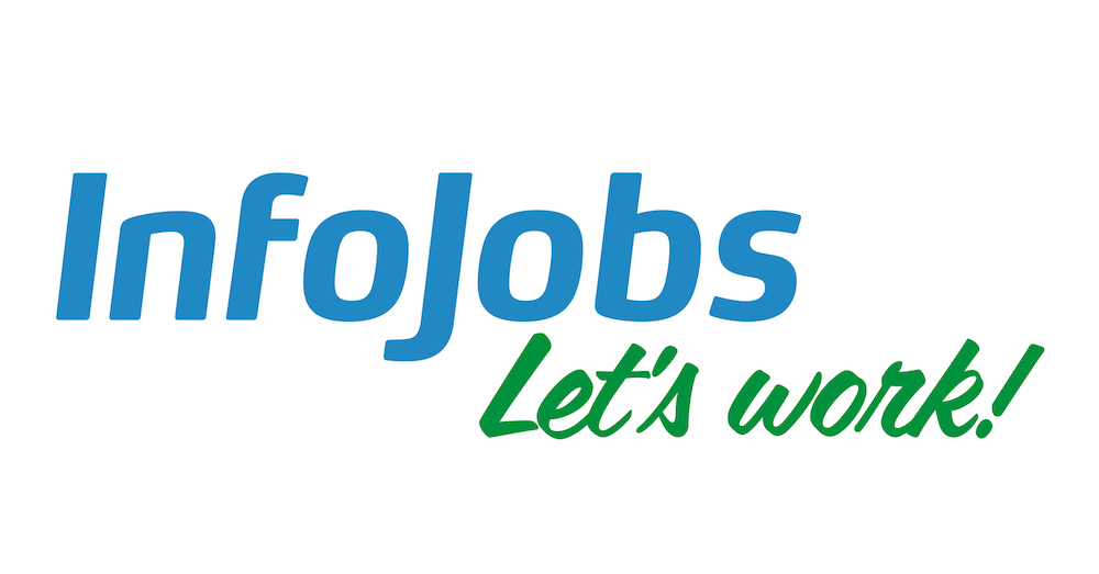 Buscar trabajo con Infojobs - logo