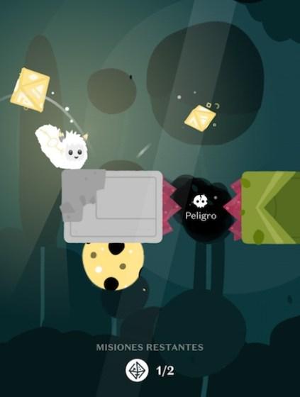 illi, juego de plataformas iOS