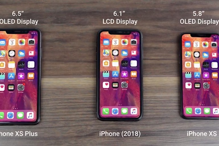 nuevos iPhone X