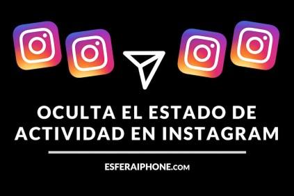 ocultar estado instagram