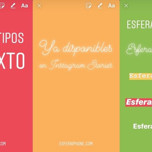 Textos Instagram Stories