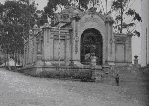 Pabellon de Bellas Artes
