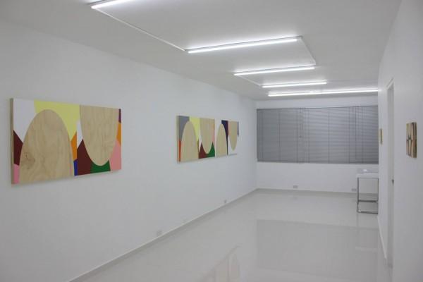 Otto Berchem en (bis) oficina de proyectos