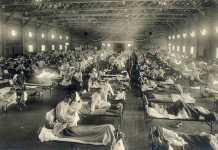 la gripe espanhola es un de los epónimos