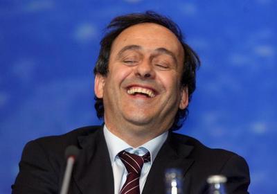 """Platini """"Le Roi"""" de la Uefa"""