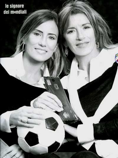 Stefania e Simona Lippi