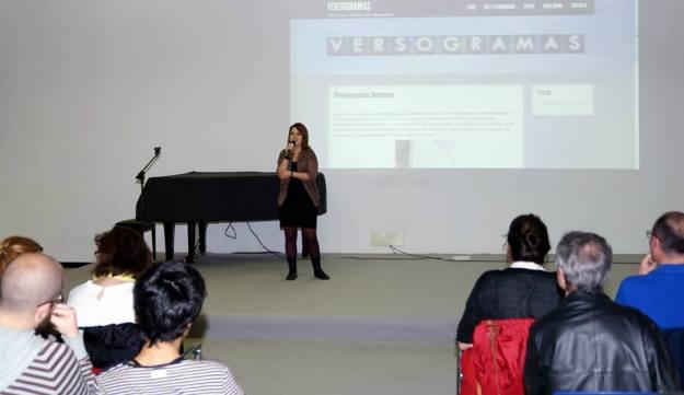 Presentando Versogramas