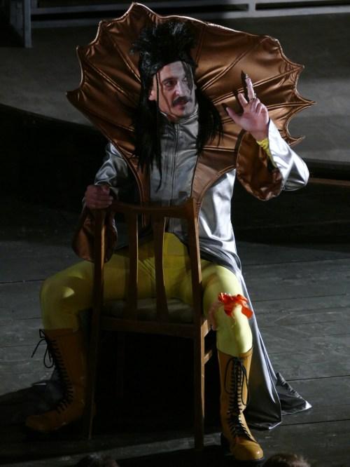 8 - Twelfth nigh by Gyula Castle Theatre and Tamási Áron Theaer Sepsiszentgyörgy