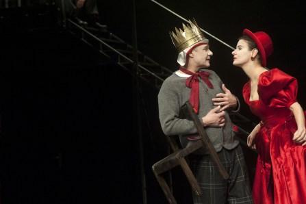 mer shakespeare company, Shakespeares Könige. Mord Macht Tod
