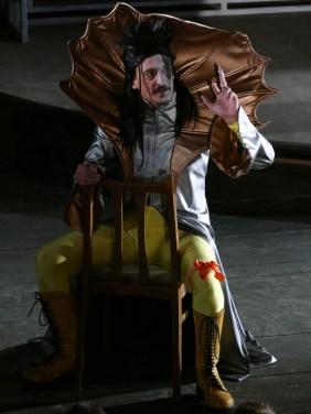 Twelfth nigh byGyula Castle Theatre and Tamási Áron Theaer Sepsiszentgyörgy