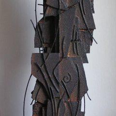 Escultura abstracta