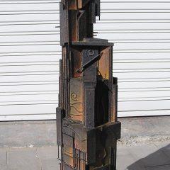 Escultura abstracta II
