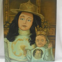 Virgen Divina Pastora