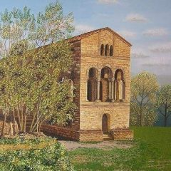 Santa María del Naranco – Asturias