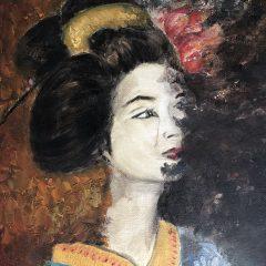 Lagrimas de una geisha