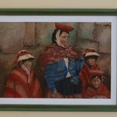 Familia de Ollantaytambo