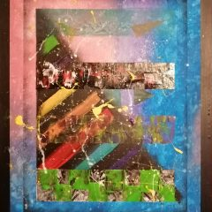 grafitti abstracto
