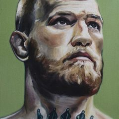 The notorious – Conor McGregor