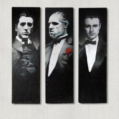 Tríptico Mafia