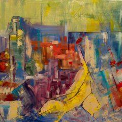 Bodegón abstracto