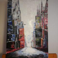 Manhattan urbano