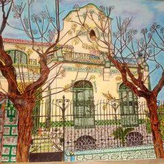 «CASA LA BOMBONERA» Construcción Modernismo año 1910
