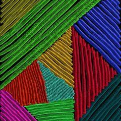 Cremas de colores
