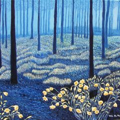 «El bosque azul»