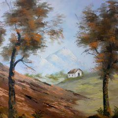 Una casita de campo