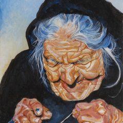 La vieja señora