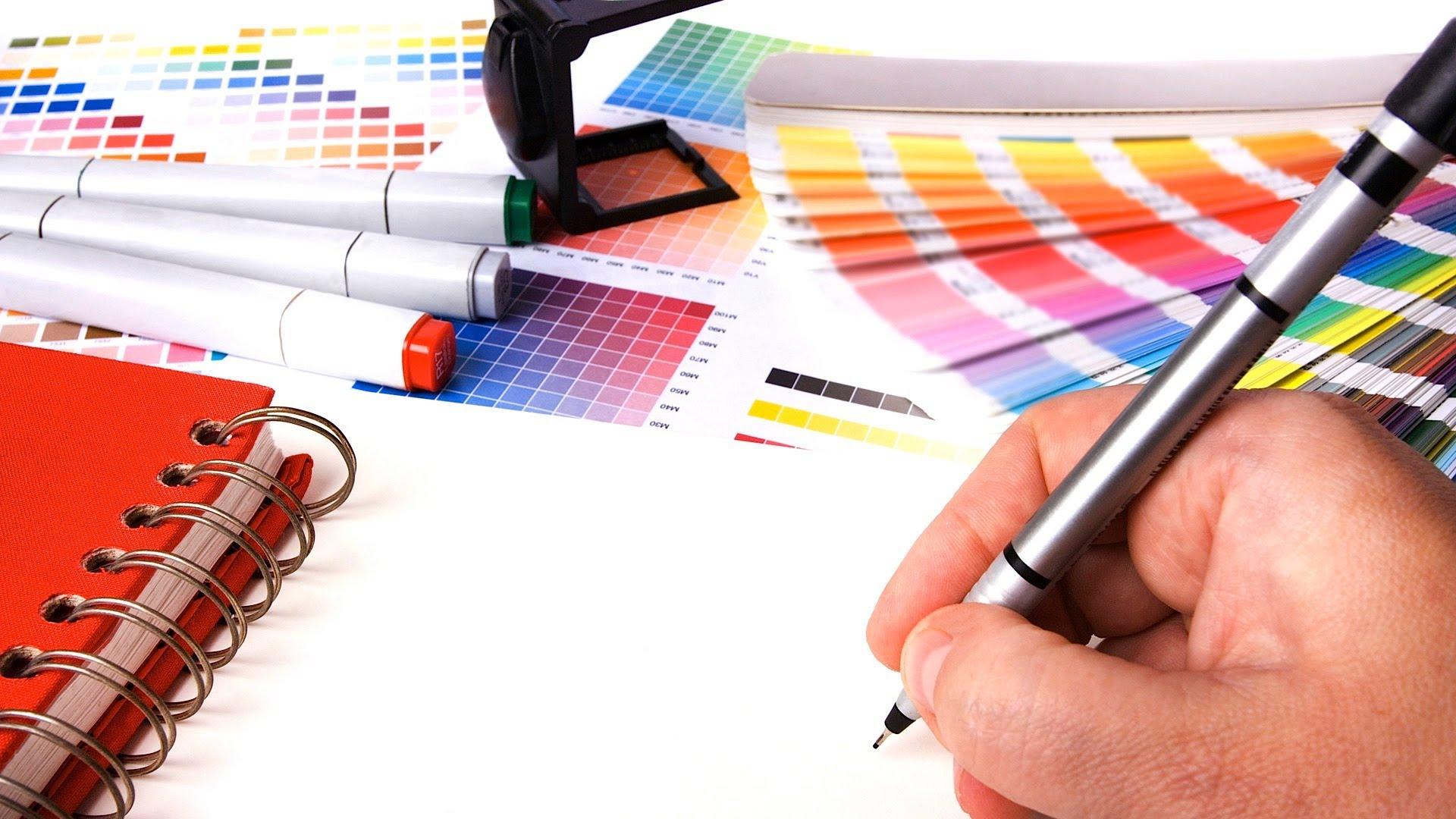 graphic design e s