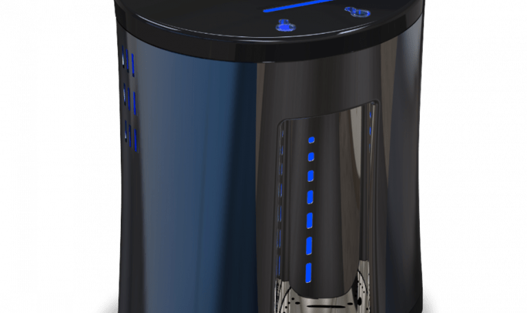 Small atmospheric water generator