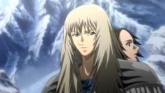 Picture of Isley and Priscilla from the series Claymore