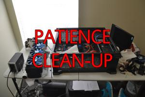 Patience Clean-Up