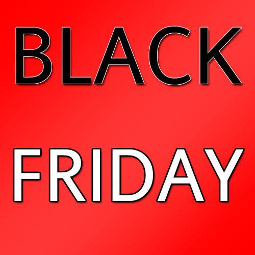 Black Friday 2014 in my Inbox