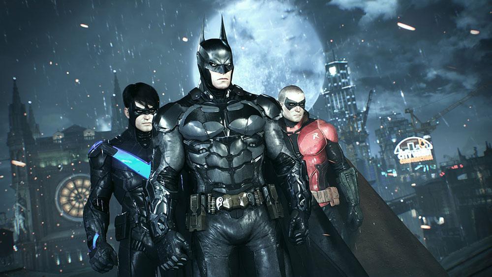 Batman Arkham Knight PC Delayed Till Fall '2015