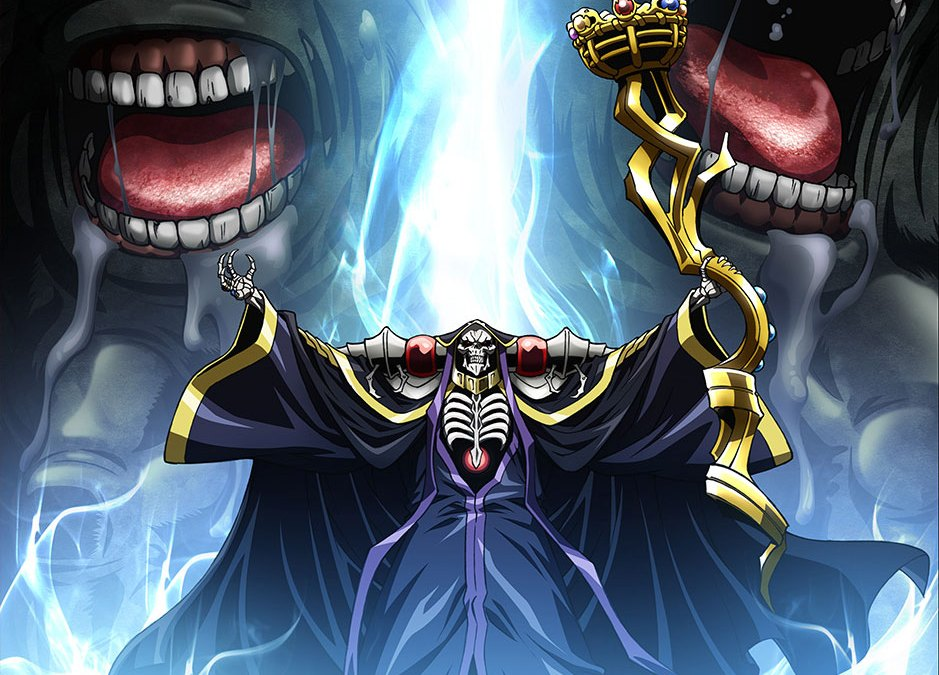 OverLord III so far… Great Anime but a little disappointing