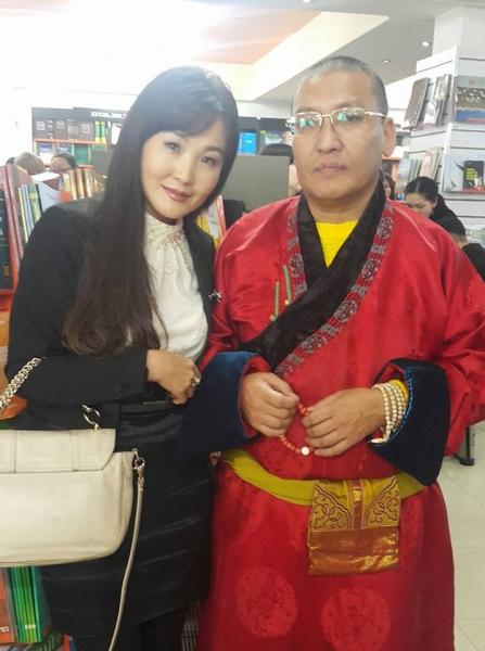 Лама Геше Тайвансайхан