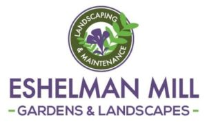 Eshelman Mill Gardens and Landscape Logo