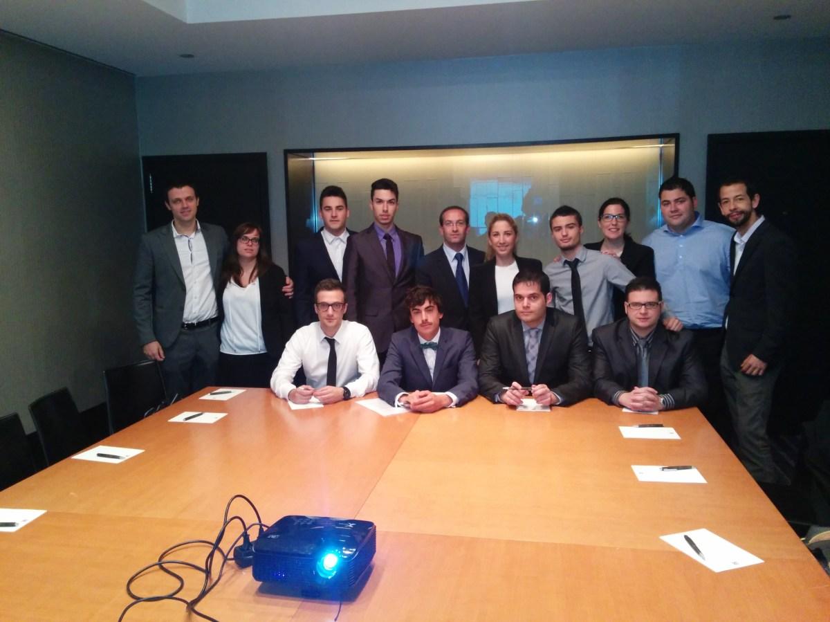La Escuela Superior De Hosteler Barcelona Visita El