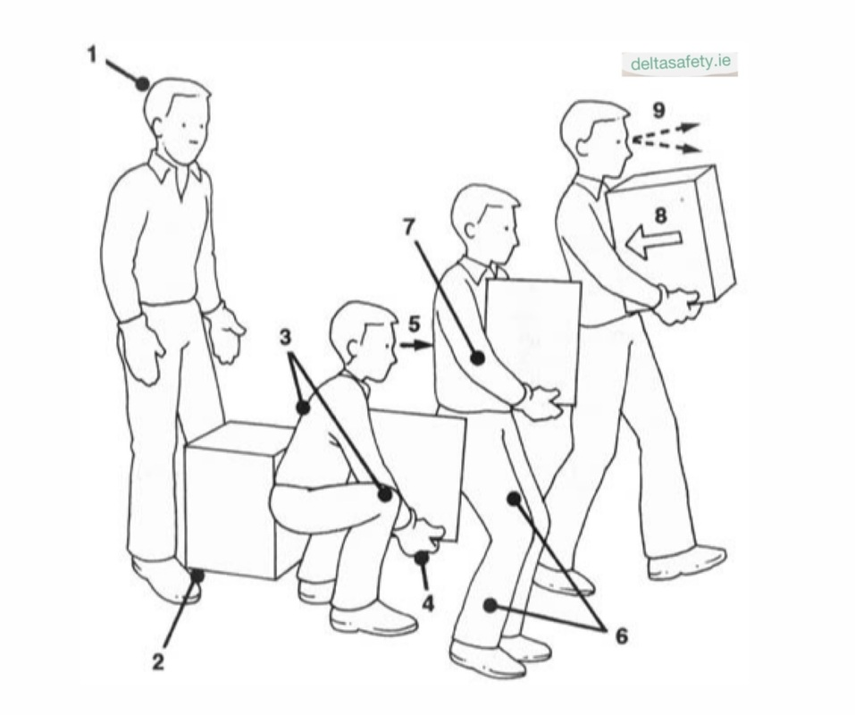 Safe Handling Requirements and Manual Handling Techniques