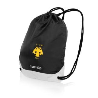 Τσάντα πλάτης με κορδόνια ΑΕΚ