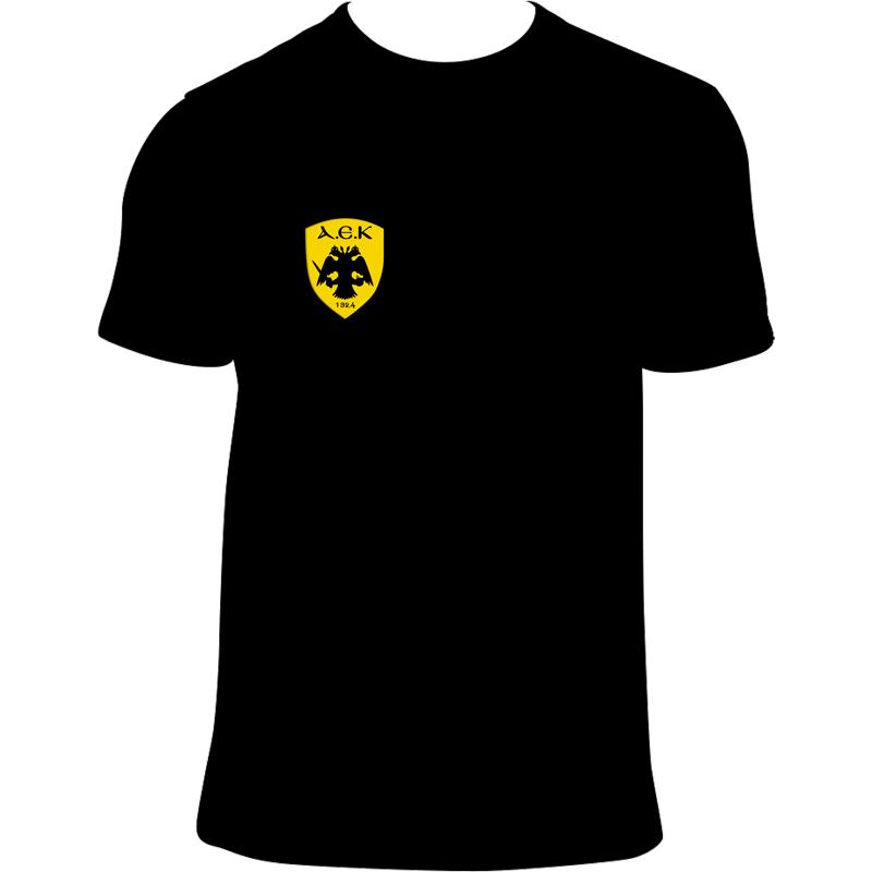 TShirt ΑΕΚ HANDBALL 2019 (Μαύρο)