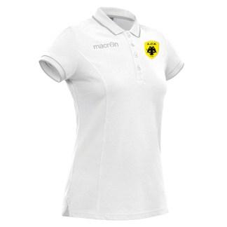 Polo Γυναικείο ΑΕΚ Desi (Άσπρο)