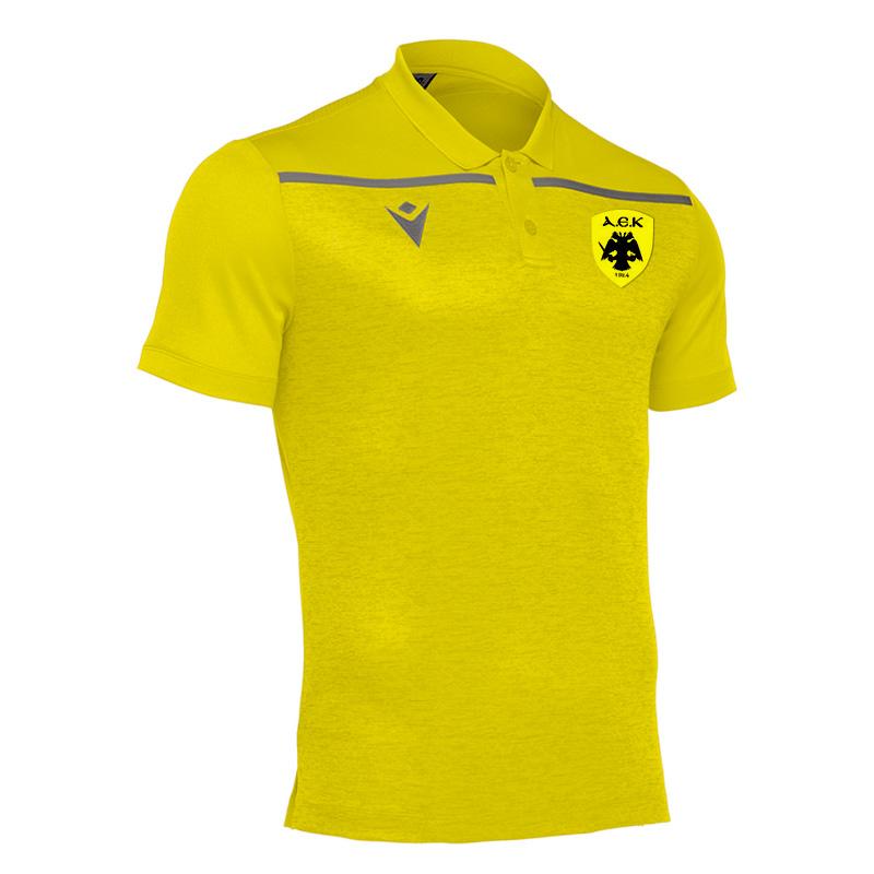 JUMEIRAH POLO AEK (Κίτρινο)