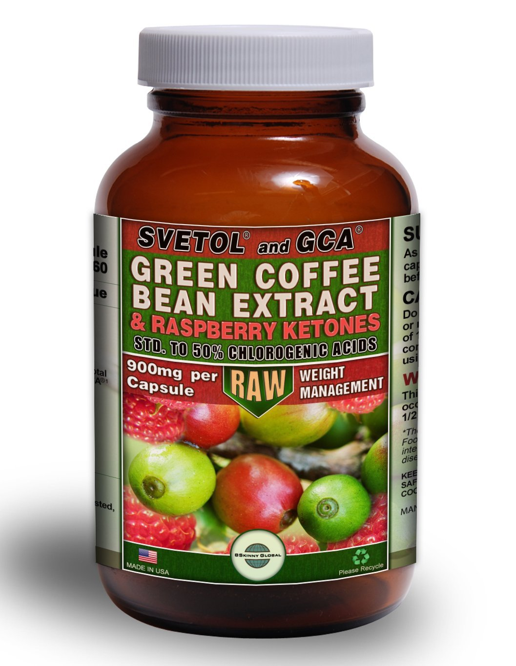 pure green coffee bean extract with svetol rachael edwards