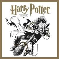 Kalendář Harry Potter 2017 omalovánka