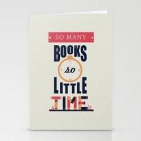 Přání So Many Books