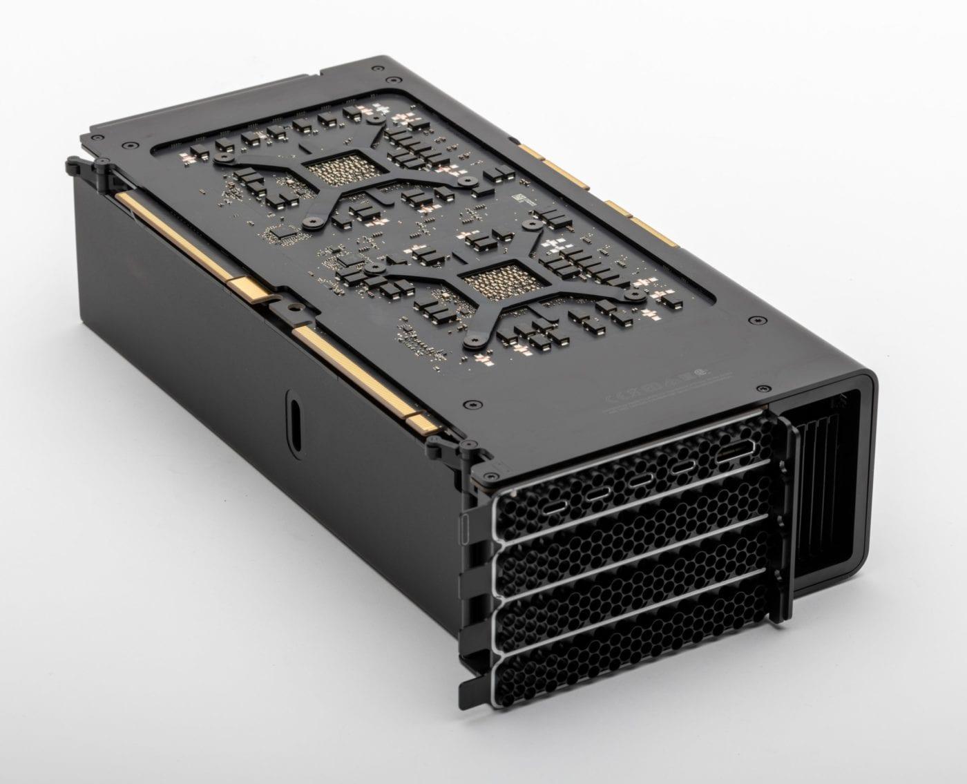 2019 Mac Pro – Radeon Pro Vega II Duo