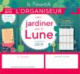 livre pour jardiner avec les enfants en famille : Organisation : Organiseur Mémoniak pour jardiner avec la lune 2018 - 365 Éditions - Anaïs Kali